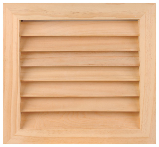 Wood Return Air Grille : Shop houzz worth home products decorative wooden return