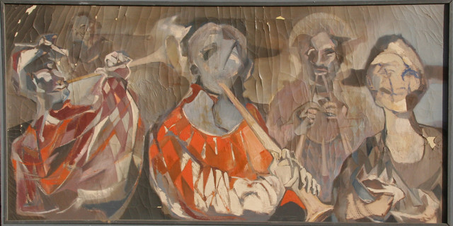 John F Leonard Oil Painting Contemporary Fine Art