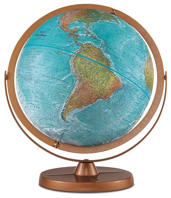 Atlantis Desktop World Globe