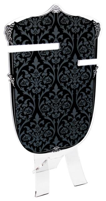 Valet, Baroque, Black.