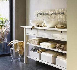 עיצוב חדר אמבטיה - רעיון לשדרוג חדר אמבטיה בזול