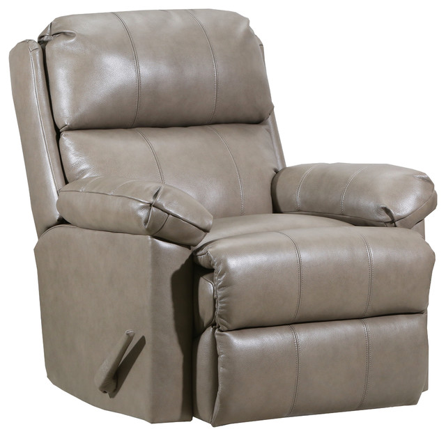 Prime Soft Touch Taupe Swivel Glider Recliner Machost Co Dining Chair Design Ideas Machostcouk