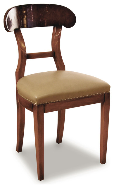 Charming Allegra Biedermeier Chair Traditional Dining Chairs