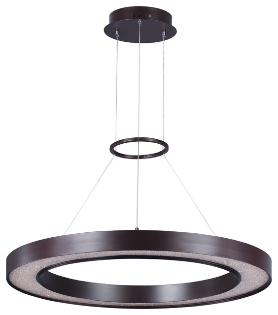 Splendor LED Entry Foyer Pendant