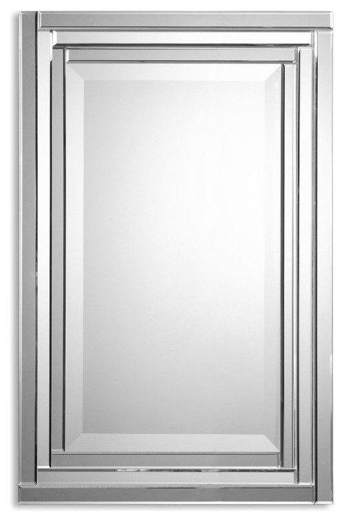 What is the actual width of the mirror (without frame)? Cathy