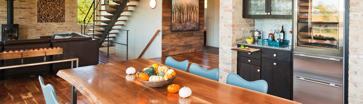 Ginkgo House Architecture Madison Wi Us 53714