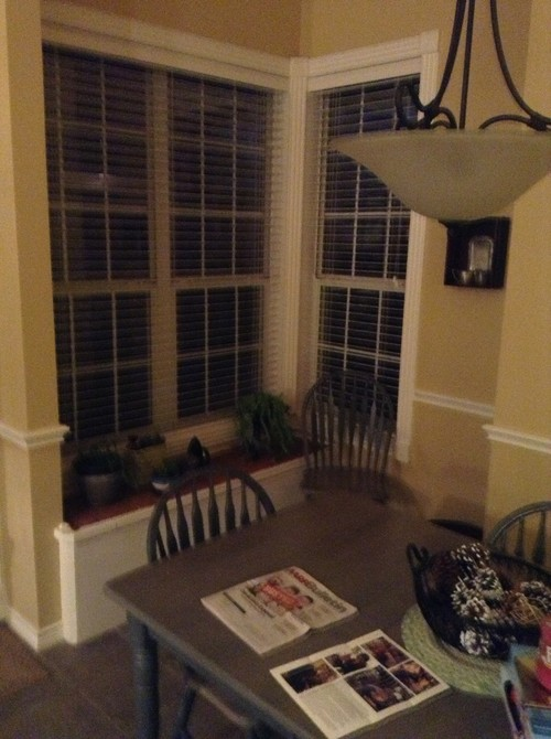 Window Treatments For Very Tall Narrow Windows In Great Room