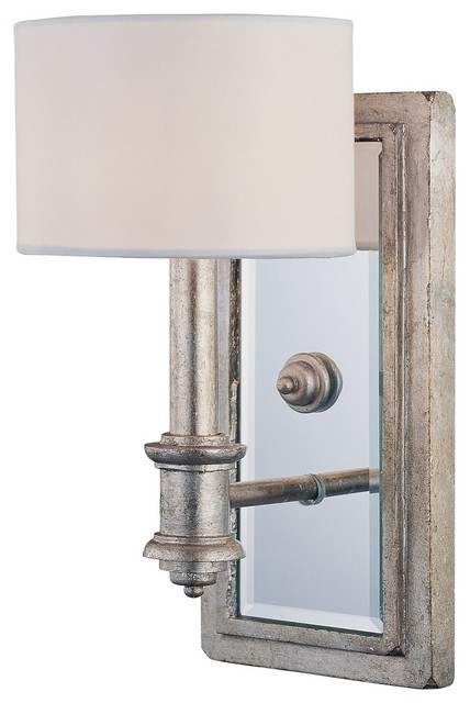 Wall Sconces Transitional : Louisa Wall Sconce - Transitional - Wall Sconces - by Lighting New York
