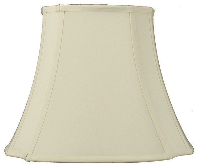 French Oval Piped Egg Shell Deluxe Lamp Shade Contemporary Shades By Lampsusa