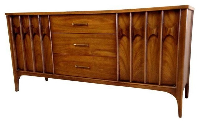 Kent Coffey Mid Century Modern Perspecta Credenza Buffets And Sideboards