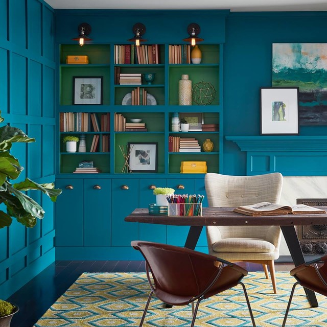 Oceanside SW 6496   Color of the Year 2018
