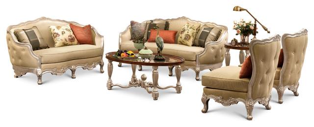 Leighton 6 Piece Living Room Set