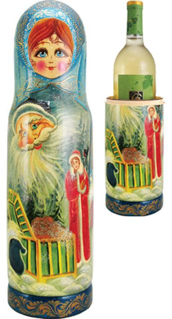 Fairy Tale Wine Bottle Box.