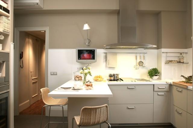Cocina actual cl sico renovado cocina otras zonas - Instaladores de cocinas ...