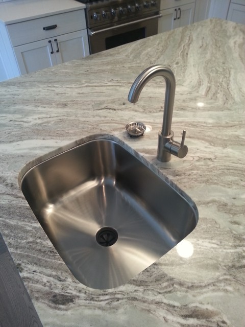 create sinks in los angeles traditional kitchen