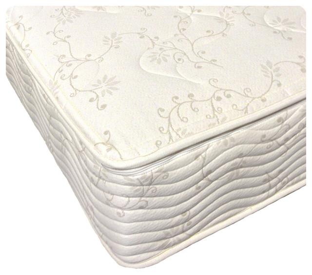 sweet dreams 100 botanical latex mattress california king firm modern mattresses