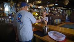 What Lies Beneath? A Tiki Bar Basement