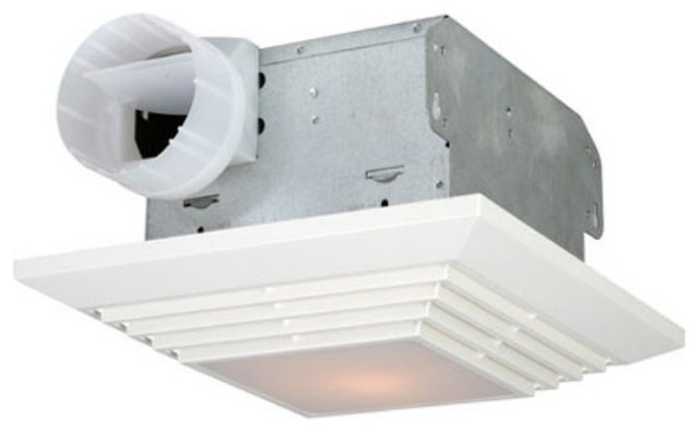 93b4759412e Craftmade TFV90L 90 Cfm Bathroom Exhaust Fan Light