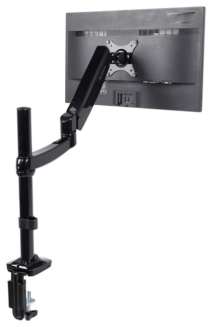 Charming FLEXIMOUNTS Height Adjustable Monitor Mount Arm Desk Stands For 10 27 Inch  LCDs Contemporary