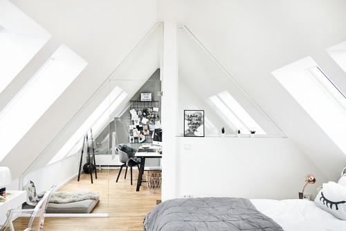 dormitorio apartamento  Juliane Diesner Hamburgo   diariodesing