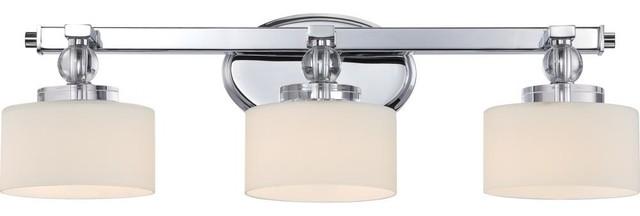 Bath 4 Light Brushed Nickel