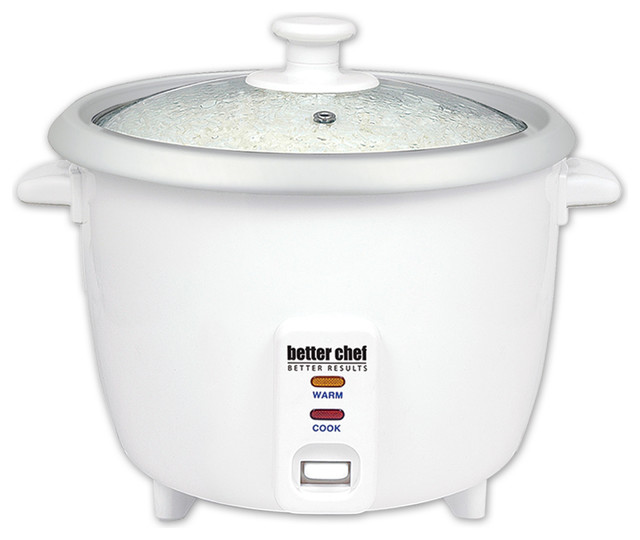 Better Chef Im-400 8-Cup, 16-Cups Cooked Automatic Rice Cooker.