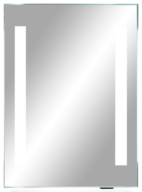Impeccable Iii Led Lighted Bathroom Vanity Mirror.