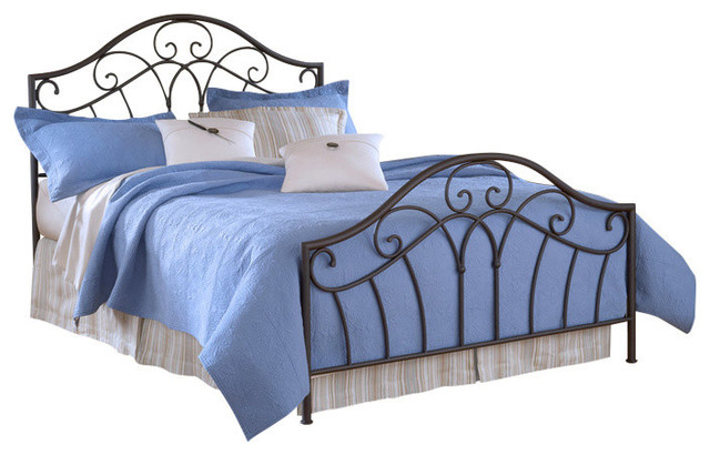Josephine Bed Set, Rails Not Included.