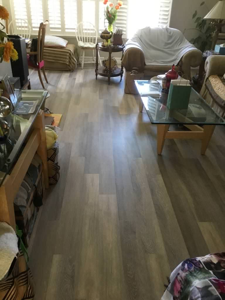 Living room remodeling and refurnishing in Culver City