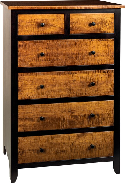 Classic Shaker Chest Of Drawers.