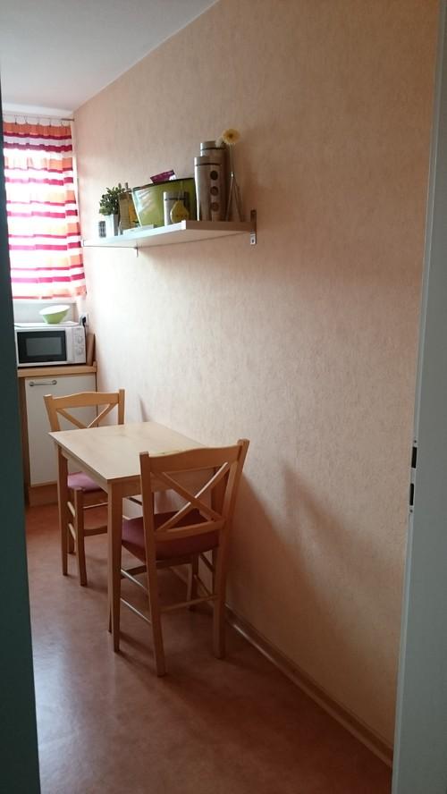 kleine Küche umgestalten