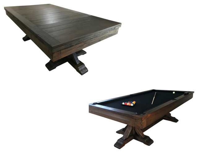 Thomas Pool Table With Dining Top