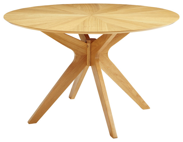 Bexley Oak Dining Table