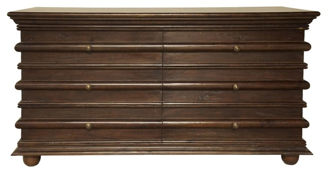 Anker Chest, Hand Rubbed Brown.