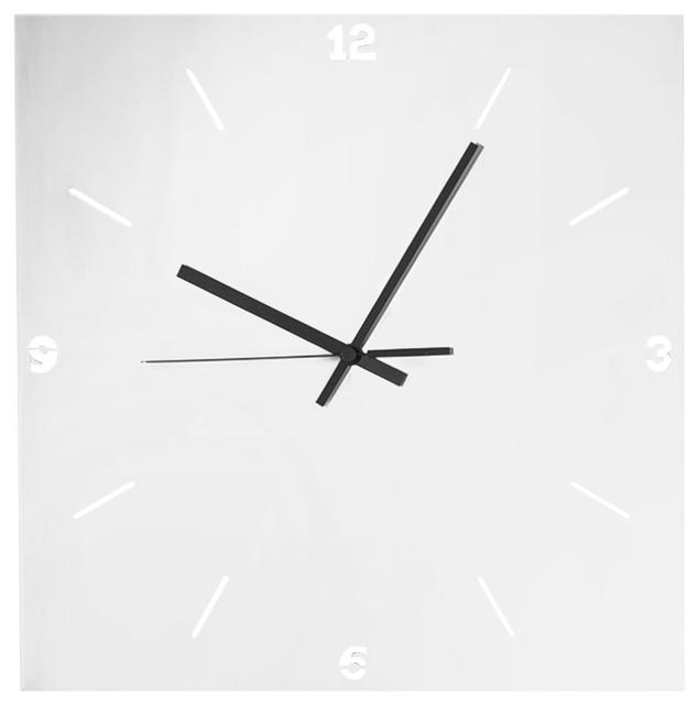 Orologi White Wall Clock