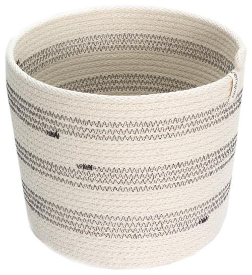 Woven Bucket Basket