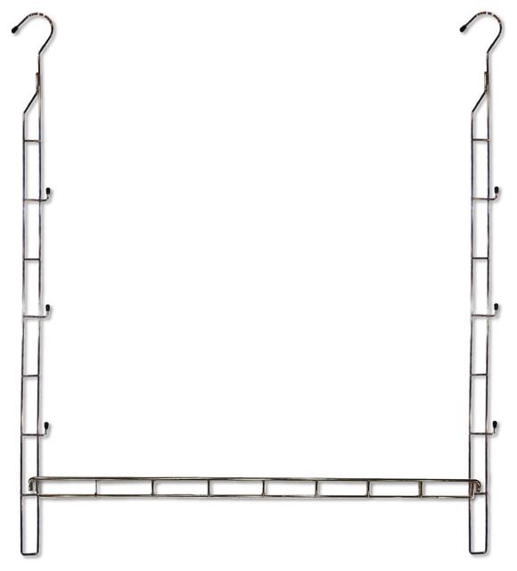 Adjustable Closet Rod Hanger.