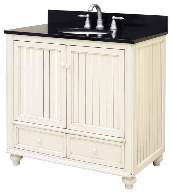 "Montagu Bathroom Vanity, 36""."