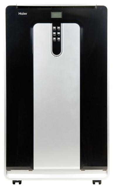 14,000 Btu 115v Dual-Hose Portable Air Conditioner With 10,000 Btu Heat Mode.