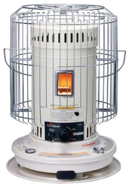 Heat Mate HMC-23K Convection Kerosene Heater, 23,500 BTU ...