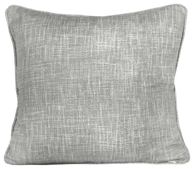 Weave Cushion, Steel