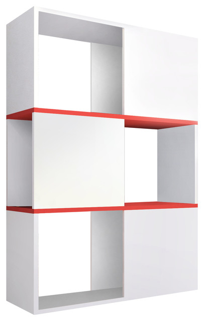 """Brooklyn Accent 45"""" Bookcase"""