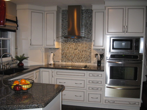 What Tile Did You Use On Backsplash/behind Range?