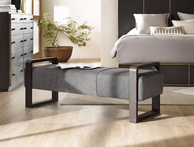 Curata Upholstered Bench.