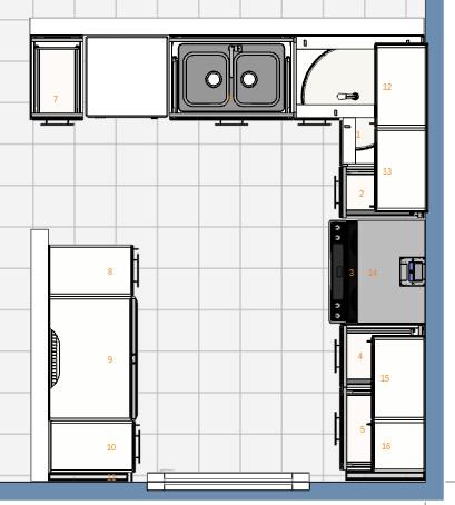 Finalizing Ikea Kitchen Layout