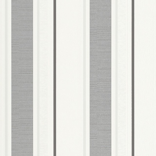 Textural stripe wallpaper contemporary wallpaper by for Modern wallpaper samples