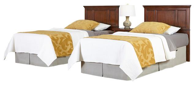 Davenport Bedroom Set, Twin.