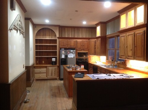 advice on paint color for kitchen walls