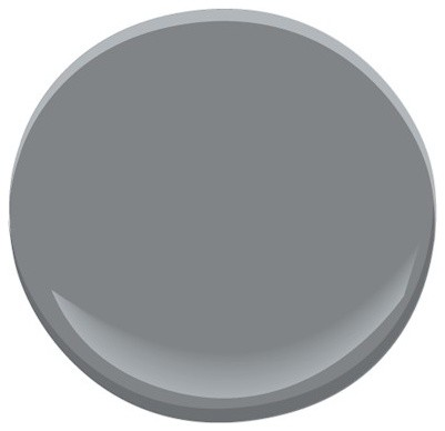 rock gray 1615 Paint - Benjamin Moore rock gray Paint Color Details