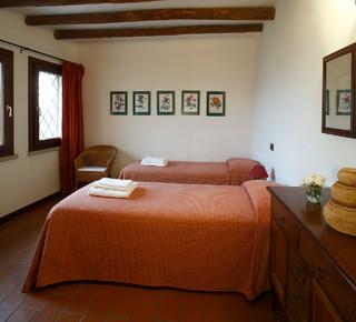 Interni in campagna camera da letto venezia di for 6 piani di camera da letto 6 bagni